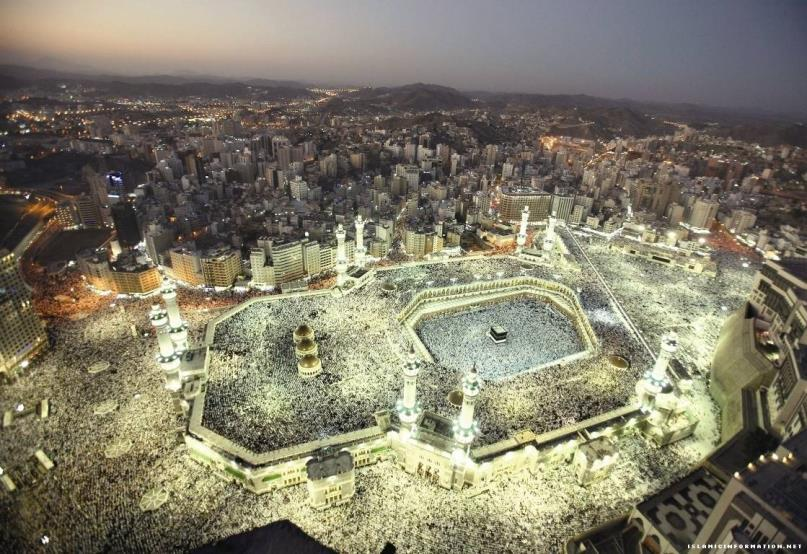 Islamic tradition Patriarch Abraham came to Mecca with his Egyptian wife Hagar and their son Ishmael more than two thousand years before the birth of the Prophet Muhammad
