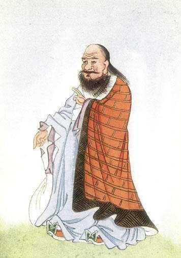 Daoism Founder: Lao Zi Lived in the 500s BC He