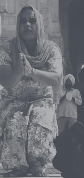 Sikhism Sikhism is the youngest world religion, dating back only as far as the 15th century.