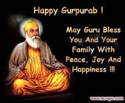 The most important Gurpurbs are: The birthday of