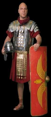 the Roman Legions: protected