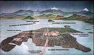 In 1521 Cortes will return to attack Tenochtitlan but after the smallpox virus has already raged through the people In 1521 Cortes captures Tenochtitlan and