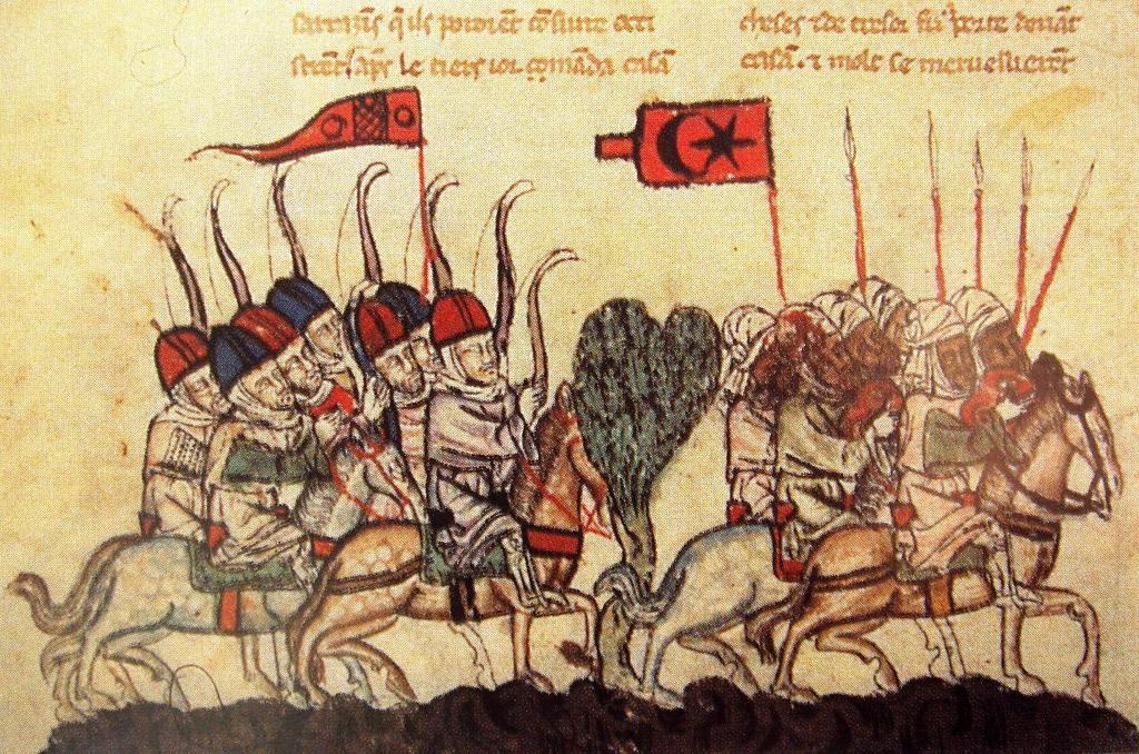 1291 Mamluk (Egypt) Rule Turkish Muslim slaves who practice Arab culture rose up to conquer Egypt & Levant region 1517