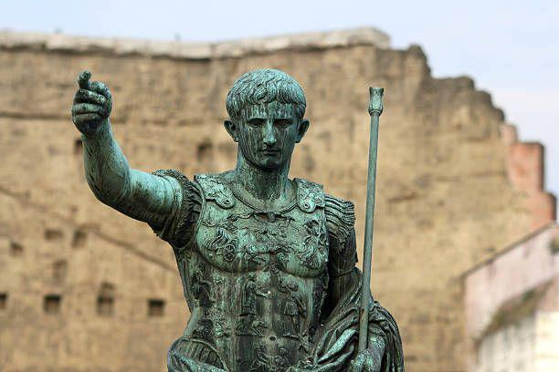 4. EMPERORS! So many emperors... Some highlights Some lowlights Augustus Caesar: First Roman emperor and heir of Julius Caesar. Avenged his death and helped to stabilize and build up Rome.