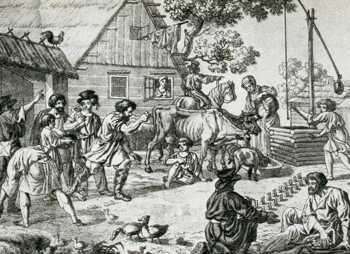 Peasants & Townspeople By 1500: More and more