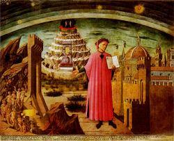 Intellectual & Artistic Contributors Dante (1265-1321)