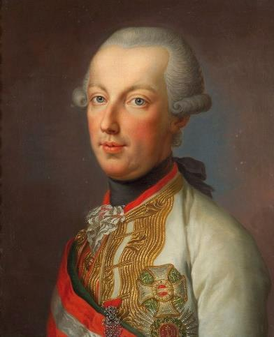 Joseph II of Austria 1765-1790 crowned Holy Roman Emperor in March 1764 Joseph II of Austria is considered an enlightened despot because he has fully embraced the enlightened concept of the social