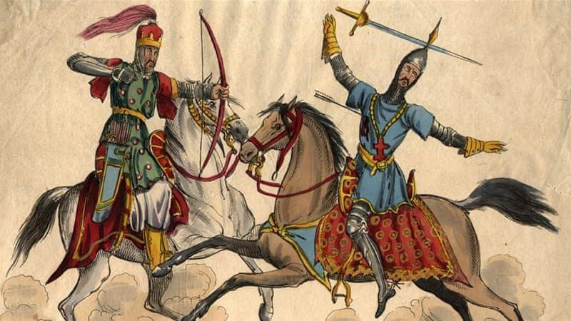 Impact in the Middle East and the Byzantine Empire The Crusades occurred during a time when Muslims in the Middle East were locked in frequent local power