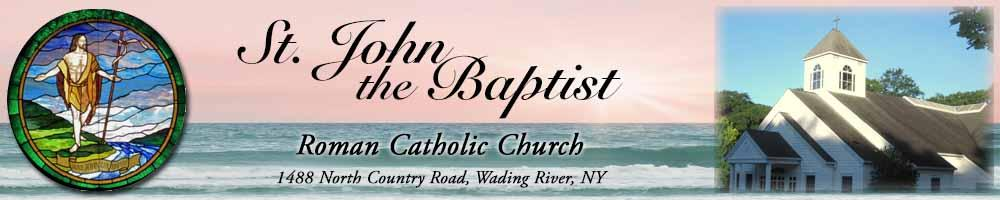 St. John the Baptist Parish Pastoral Plan and Annual Report Six Main Goals June 2017 June 2022 Introduction: From September 2016 through May 2017, the Pastoral Council studied the results of the