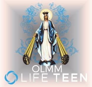 !! Life Teen is a great way to build positive Christ-based relationships, have a better understanding of our Catholic faith, and to experience the unconditional love of Christ.