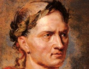 The End of the Roman Republic A successful Roman general and famous speaker, Julius Caesar, was a governor of the territory of Gaul Fearing him the Roman Senate