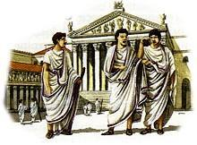 Patricians & Plebeians In the beginning most of the people elected to the Senate