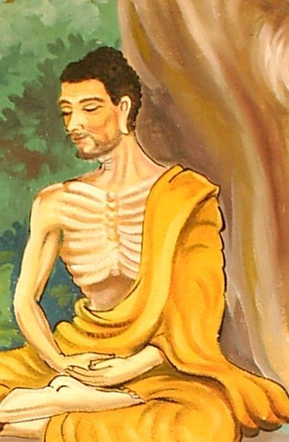 The Buddha s Early Life Siddhartha Gautama was born a Hindu prince. As a child, a priest had predicted that he would become a wandering holy man.