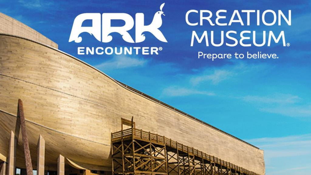 DATES OF THE TRIP April 22nd-24th 22nd Travel Day to Kentucky 23rd Ark Encounter 24th Creation Museum and Travel home day CREATION MUSEUM/ ARK TICKETS/ ARK + MUSEUM COMBO Adult (ages 18 59) $35 $48