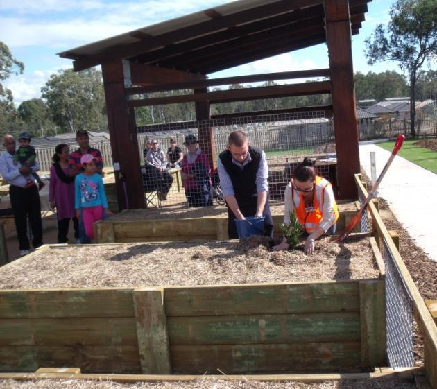 iii. Application for mining research project unsuccessful The Uniting Church in Queensland, along with nine other community-based organisations and The University of Queensland, applied for a grant