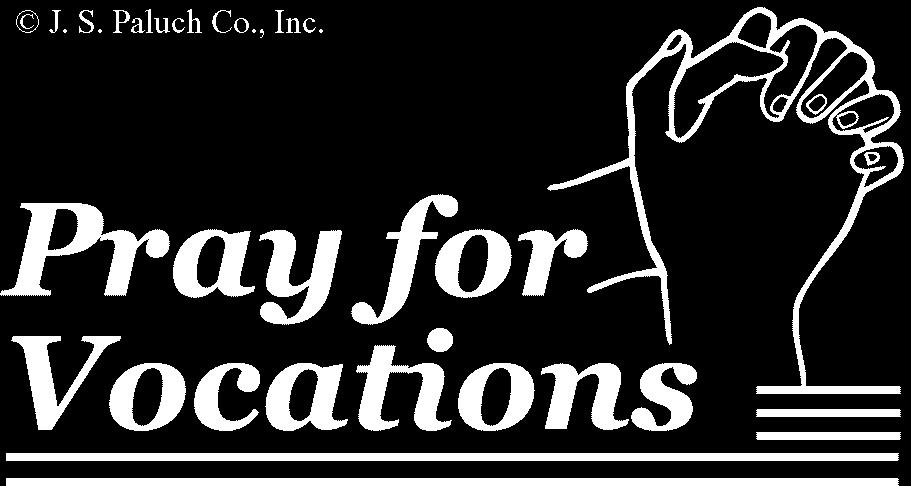 The best way to encourage and support our seminarians is to pray for them. Prayer for Vocations Loving God, How awesome are your ways!