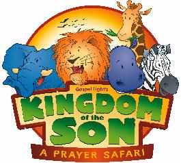 VACATION BIBLE SCHOOL We need helpers for Vacation Bible School! We will have our first meeting on MONDAY, MARCH 16, 7PM This year, we will be going on safari and learning about The Lord s Prayer.