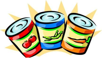 com RE is sponsoring a Canned Food Drive for St. Joseph Charities. Students may bring a canned good on Wednesday night to donate to a family in need.