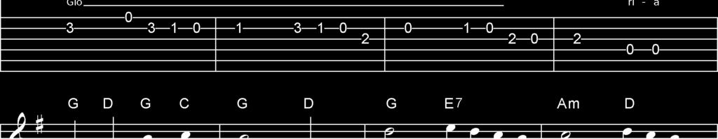 Tablature