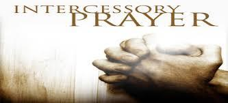 REDEEMER PRAYER LIST FOR MARCH 26, 2017 Intercessory Prayer For it s never enough to seek God in prayer with no thoughts of others who are lost in despair.