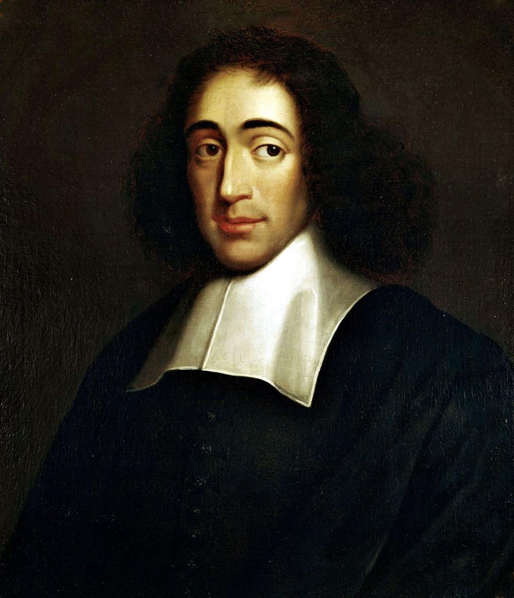view known as skepticism. Baruch Spinoza Spinoza is a Dutch Jewish philosopher who believed that the mind and body are united.