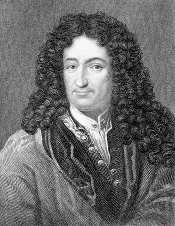 Gottfried Wilhelm von Leibniz Leibniz is a German philosopher and mathematician known for his optimistic view of the universe.