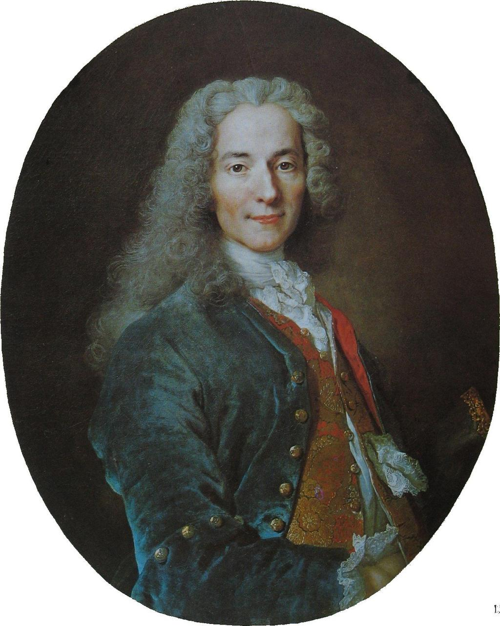 Wrote The Spirit of Laws : studied republics, monarchs, despotism Stressed: Separation of powers Balance of power Who is Voltaire? Also known as François Marie Arouet. What did he do?