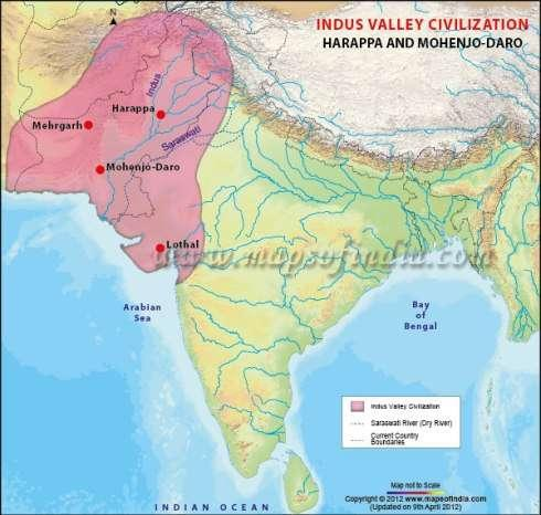 Ancient India: Indus River Valley