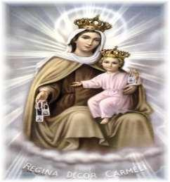 ,. ` OUR LADY OF MOUNT CARMEL PARISH 47 SOUTH MARKET STREET MOU.0NT CARMEL, PENNSYLVANIA 17851 Phone: 570-339-1031 WEB SITE: Fr. Frank designed a web page for the parish : revfrankkarwacki.