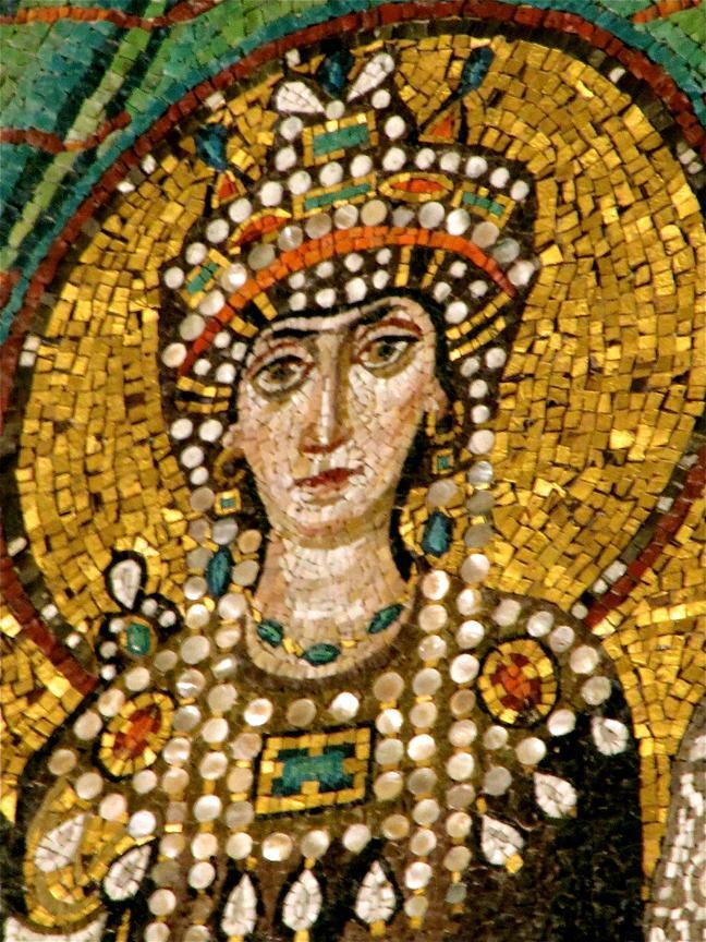 Empress Theodora Justinian s wife, the Empress Theodora, had a lot of power and influence in the Byzantine Empire She dealt with foreign leaders, meeting with and