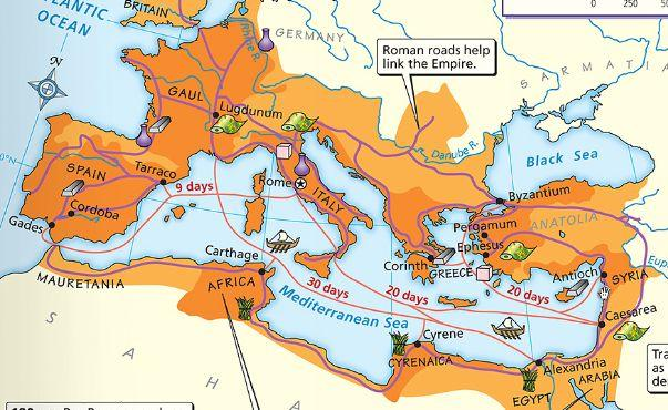 The Fall of the Roman Empire After the Pax Romana, the Roman Empire entered an era