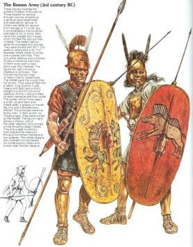Romans, returned to Greece Pyrrhic Victory --- Won at great cost!