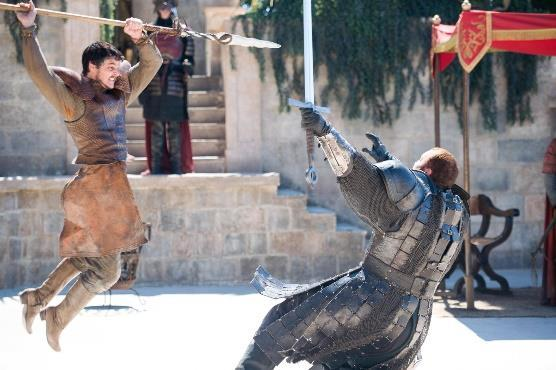 ordeal due to Normans deep religious beliefs Addition of trial by combat to trial by ordeal.