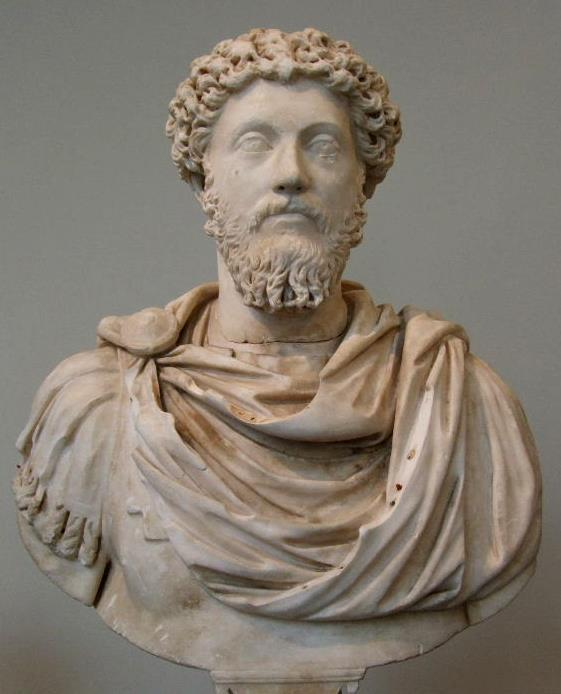 Rome s Best Emperors Marcus Aurelius Ruled from 161-180 AD Gifted general Philosopher Fell ill