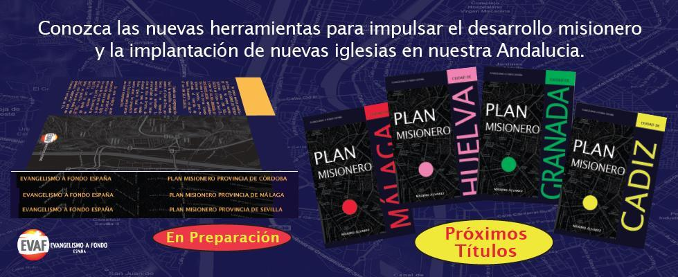 4.- Provincial Missionary Plan The Provincial Mission Plan is an interdenominational plan to plant churches based on common lines of work and objectives.