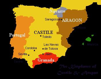 Unit 6 Lesson 4 Spain, the HRE, & Russia 5.