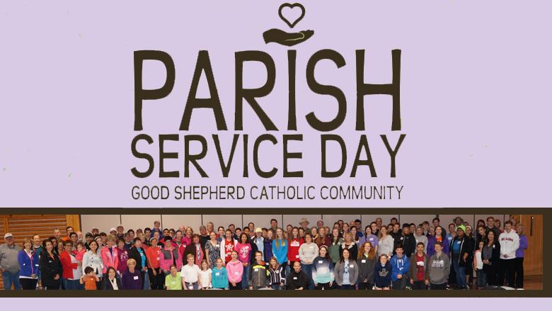 This Weekend Parish Service Day Earth Day, Sunday, April 22, 1:30-3:30pm Rain or Shine LaSalette Shrine, Enfield. All are invited to join us!