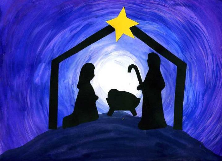 CHRISTMAS EVE AND CHRISTMAS DAY SCHEDULE CHRISTMAS EVE: SATURDAY, DECEMBER 24 TH Guardian Angels Church - 6:00 p.m. St. Columbkille Church - 7:00 p.m. St. Francis of Assisi Church - 8:00 p.m. Guardian Angels Church - 9:00 p.