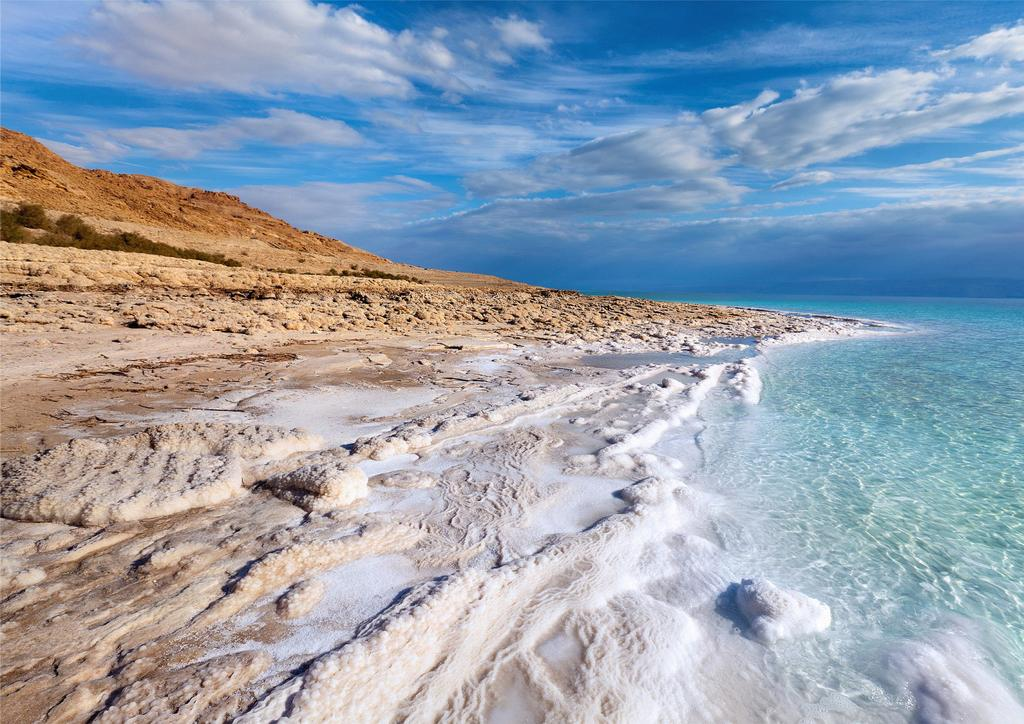 ISRAEL Biblical Journey DAY 4/ Friday, June 14 Dead Sea Region The day at the lowest point on the earth s surface: Herod
