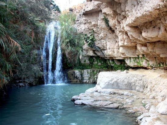 Day 6 Sunday, April 14 THE JORDAN VALLEY In the World But Not of It Today we leave the Galilee and journey south down the spectacular Syrian African Rift Valley to the Dead Sea in the arid Judean