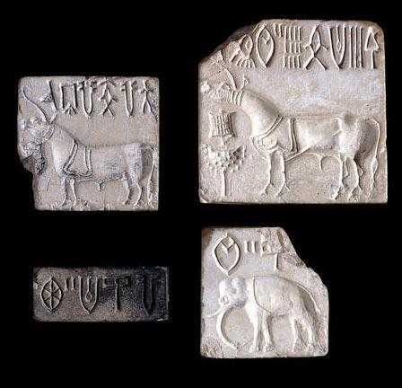 Harappa Civilization: Writing System 1.