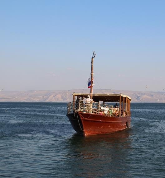Day 3: Friday, March 15th AROUND THE SEA OF GALILEE Daily Life and Religion in the Time of Jesus Our day will be spent visiting various sites around the Sea of Galilee as we try to picture daily life