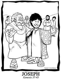 Joseph and his multicoloured coat favouritism and jealousy Jacob lived in Canaan with his twelve sons.