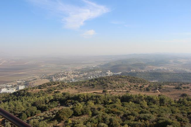 Day 5: Sunday, May 5, 2019 THE JUDEAN DESERT - Seeking Refuge in the Wilderness Today we leave the Galilee and journey south down the spectacular Syrian African Rift Valley to the Dead Sea in the