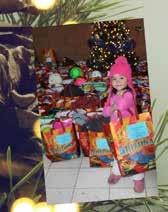 ANNOUNCEMENTS Feliz Navidad Gift Bags This mission is coordinated with Tempe First, Desert Foothills, and Red Mountain United Methodist churches to provide Christmas gift bags to needy children in