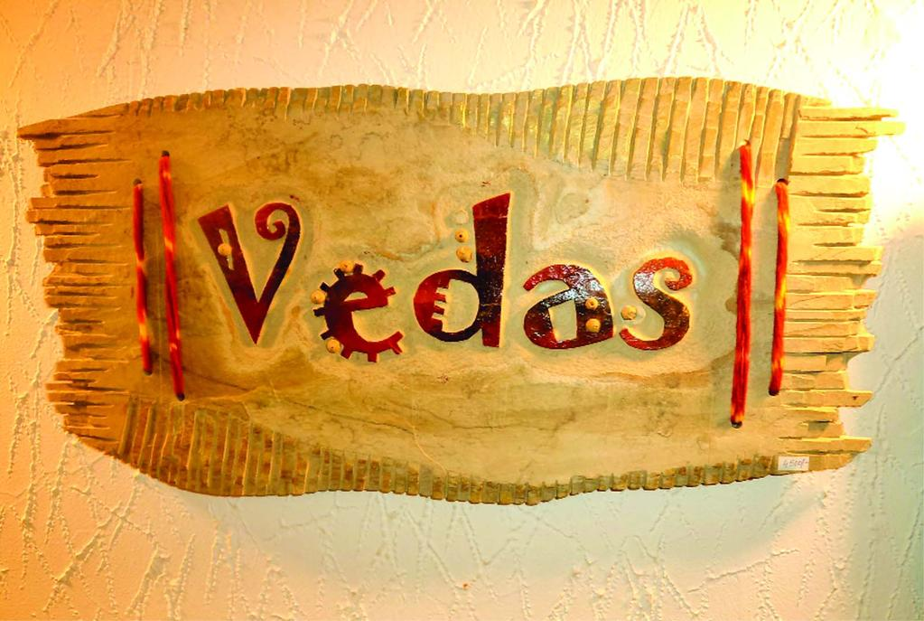 QUESTION 11 WHAT ARE THE VEDAS?
