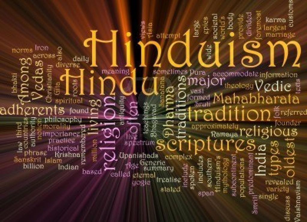 QUESTION 13 EXPLAIN HOW HINDUISM GREW