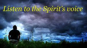 Jesus Himself said, However, when He, the Spirit of truth,