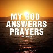 6) After praying we need to keep EXPECTING for the miracles and answers to our