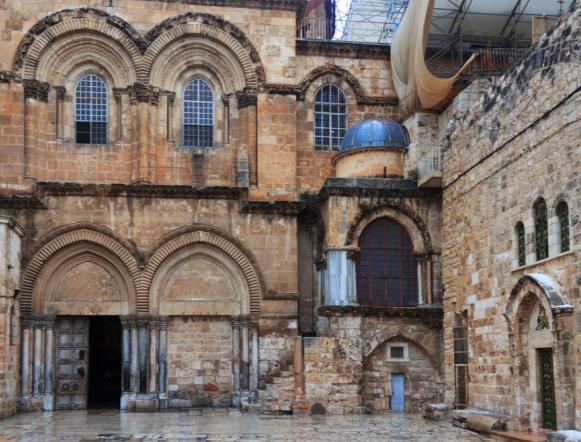 Tour Price: $3,919 Prices are per person, double occupancy with a minimum of 25 participants Single supplement: $650 PLI18 Church of the Holy Sepulchre Wall, Judaism s holiest site, revered as the